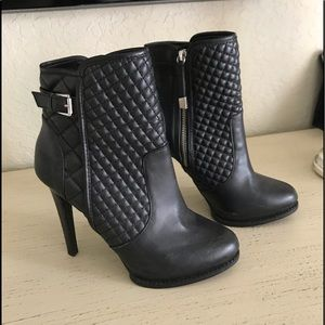Black Zara Booties